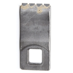 Carbide Square Hole Auger Tooth