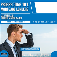 Prospecting 101 for Lenders - Audio Download