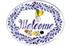 """Welcome Plaque - 8"""" x 10"""""""
