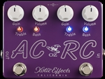 Xotic AC/RC-Oz - Oz Noy Limited Edition Boost and Overdrive Pedal