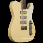 Nash Guitars GF-3 Light Distress in Vintage White