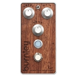 Bogner Burnley - Bubinga Distortion Pedal