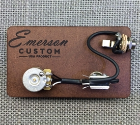 Emerson Custom Cabronita Telecaster Pre-Wired Kit (500K Ohm Pot & Switch)