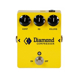 Diamond Compressor Pedal