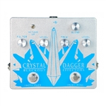 Blackout Effectors Crystal Dagger Octave Fuzz, Ring Mod, Phaser Pedal
