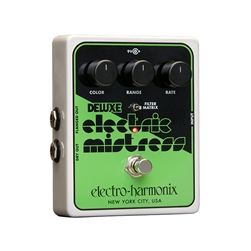 Electro-Harmonix Deluxe Electric Mistress XO - Analog Flanger Pedal