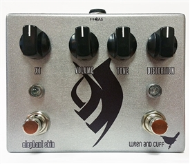 Wren and Cuff Elephant Skin Fuzz Pedal