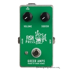 Greer Amps Fish Press Compressor Pedal
