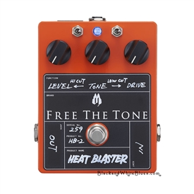 Free The Tone HB-2 Heat Blaster Distortion Pedal