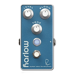 Bogner Harlow Boost with Bloom Pedal