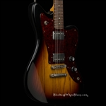 Fano Guitars Alt de Facto JM6 Light Distress in 3-Tone Sunburst - 12553