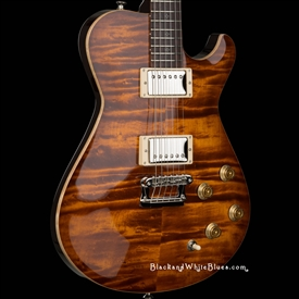 Knaggs Guitars Influence Kenai Tier 2 in Aged Scotch