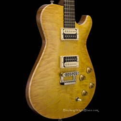 Knaggs Guitars Influence Kenai Tier 2 in Lemon Burst