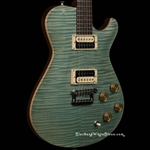 Knaggs Guitars Influence Kenai Tier 2 in Seafoam Green