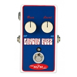 MJM Guitar FX London Fuzz Pedal - Silicon