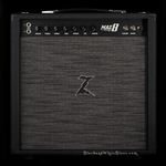 Dr. Z MAZ 8 1x12 Studio Combo in Black with Z Wreck Grill