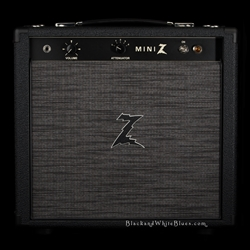 Dr. Z Mini-Z 1x10 Combo in Black with Z Wreck Grill