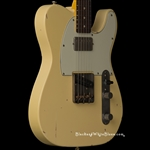 Nash Guitars T-63HN Light Distress in Vintage White