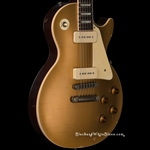 Nash Refinished Gibson Les Paul in Gold Top