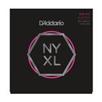D'Addario NYXL0940BT Nickel Wound, Balanced Tension Super Light, 09-40 Electric Strings