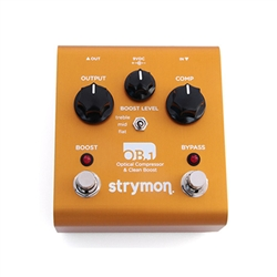 Strymon OB.1 Compressor & Clean Boost Pedal