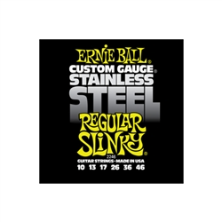 Ernie Ball 2246 Stainless Steel Regular Slinky Electric Strings