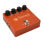 Diamond Phase - 2/6 Stage Phaser Pedal