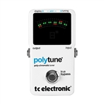 TC Electronic PolyTune2 Tuner