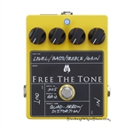 Free The Tone QA-2 Quad Arrow Distortion Pedal