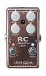 Xotic RC Booster SH in Copper - Scott Henderson Signature Model overdrive pedal
