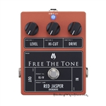 Free The Tone RJ-1V Red Jasper Overdrive Pedal
