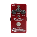 Keeley Red Dirty Overdrive Pedal