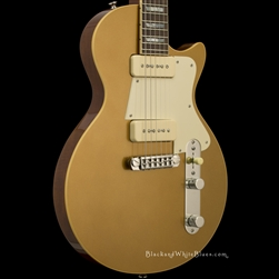 Fano Guitars Alt de Facto SP6 in Gold Top