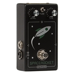 paceman Spacerocket Intermodulation Fuzz Pedal - Black Edition