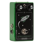 Spaceman Spacerocket Intermodulation Fuzz Pedal - Green Edition
