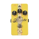 Keeley Sfocato Fuzz Wah Pedal