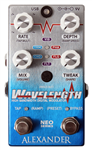 Alexander Wavelength High Bandwidth Digital Modulator Pedal