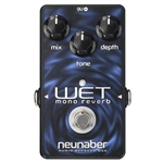 Neunaber Wet Mono Reverb Pedal V4 - Buffered Bypass