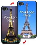 Lenticular iPhone Skin Eiffel Tower Paris Night and Day Flip
