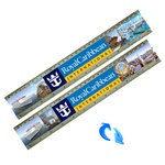 Lenticular ruler with Royal Caribbean International Images