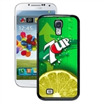 Lenticular Snap-on Cases for Samsung Galaxy S4 with 7 Up Softdrinks