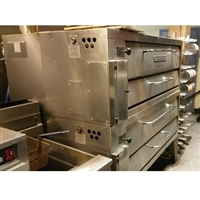 Blodgett 1048 Natural gas single deck pizza oven