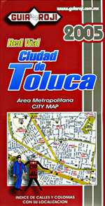 Toluca, Mexico by Guia Roji
