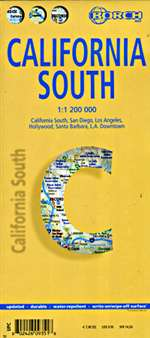 California, Southern by Borch GmbH.