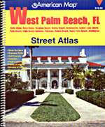 West Palm Beach, Florida, Atlas by Kappa Map Group