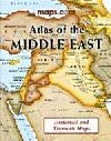 Middle East, Atlas by Maps.com