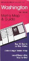Michael Brein's Guide to Washington DC by the Metro by Michael Brein