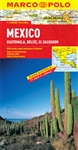 Mexico, Guatemala, Belize and El Salvador by Marco Polo Travel Publishing Ltd