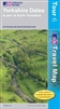 Yorkshire Dales and Part of North Yorkshire, United Kingdom, Tour 6 by Ordnance Survey