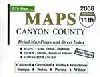 Canyon County, Idaho, Atlas by DTG Maps